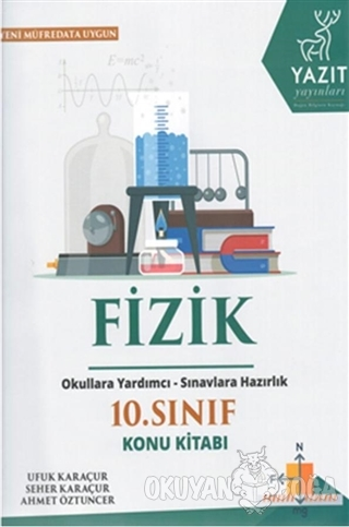 10. Sınıf Fizik Konu Kitabı