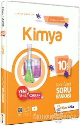 10. Sınıf Kimya Konu Özetli Soru Bankası
