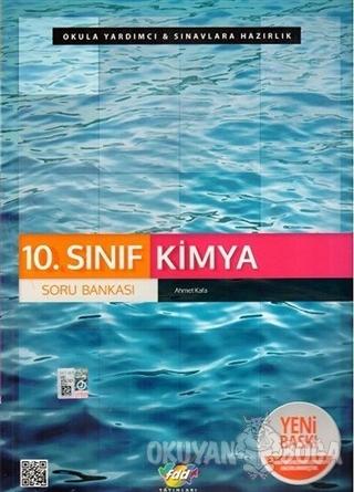 10. Sınıf Kimya Soru Bankası - Kolektif - Fdd Yayınları
