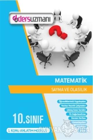 10.Sınıf Matematik Ders Fasikülleri - Kolektif - Ders Uzmanı Yayınları