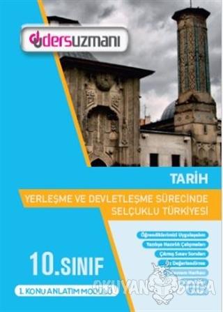 10.Sınıf Tarih Ders Fasikülleri - Kolektif - Ders Uzmanı Yayınları