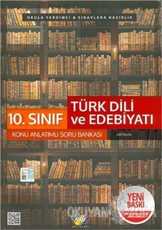 10. Sınıf Türk Dili ve Edebiyatı Konu Anlatımlı Soru Bankası - Adil Öz