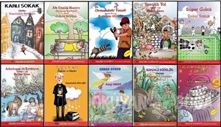 10 Yaş Öykü Romanları (10 Kitap Takım) - Nefise Eken - Özlem Yayınevi