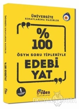 %100 Edebiyat - Kolektif - Fides Yayıncılık