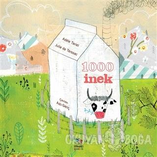 1000 İnek - Adele Tariel - İthaki Çocuk Yayınları