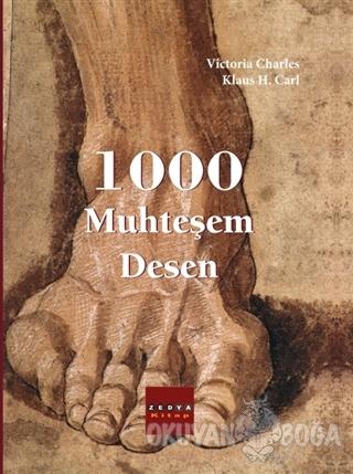 1000 Muhteşem Desen (Ciltli)