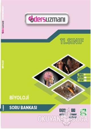 11. Sınıf Biyoloji Soru Bankası - Kolektif - Ders Uzmanı Yayınları