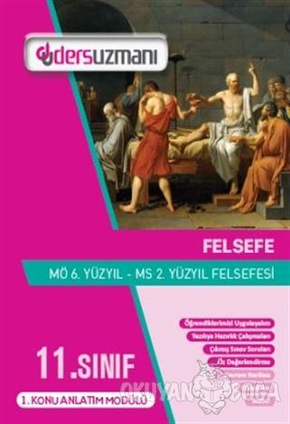 11. Sınıf Felsefe Ders Fasikülleri (5 Sayı) - Kolektif - Ders Uzmanı Y