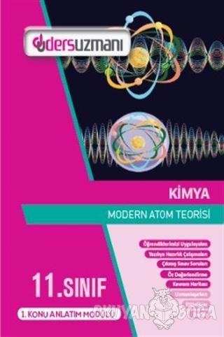 11. Sınıf Kimya Ders Fasikülleri (6 Sayı) - Kolektif - Ders Uzmanı Yay