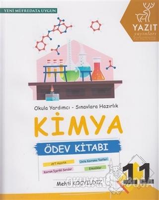 11. Sınıf Kimya Ödev Kitabı