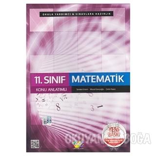 11. Sınıf Matematik Konu Anlatımlı - Kolektif - Fdd Yayınları