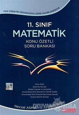 11. Sınıf Matematik Konu Özetli Soru Bankası