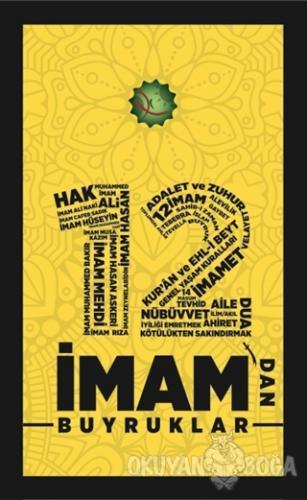 12 İmam'dan Buyruklar - Kolektif - Dörtkapı Yayınevi