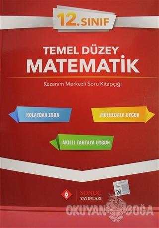 12. Sınıf Temel Düzey Matematik 2019 - 2020