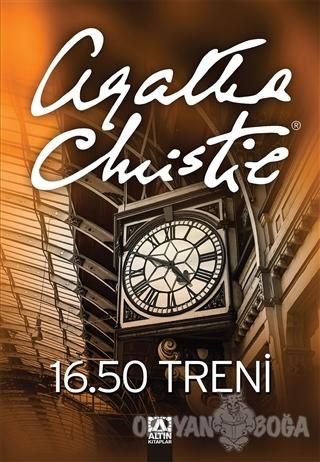 16.50 Treni - Agatha Christie - Altın Kitaplar