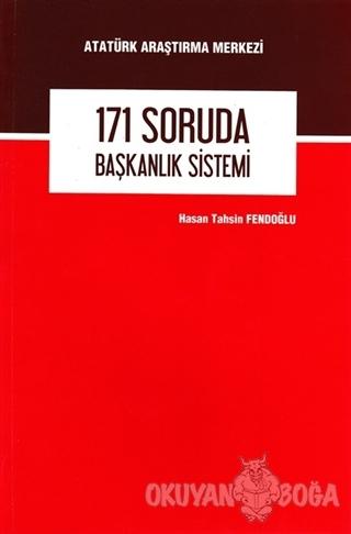 171 Soruda Başkanlık Sistemi
