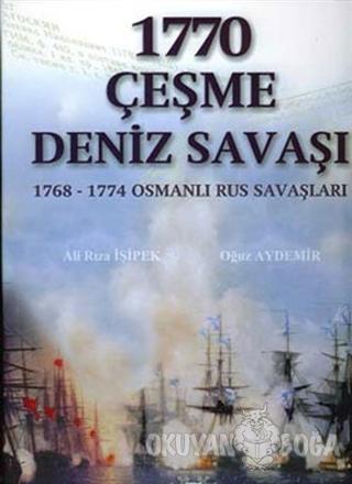 1770 Çeşme Deniz Savaşı (Ciltli)
