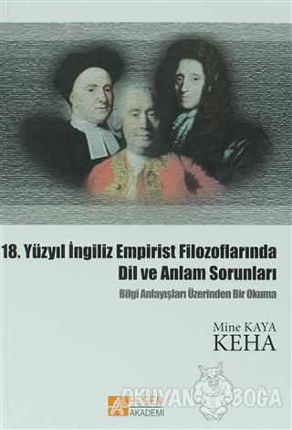 18. Yüzyıl İngiliz Empirist Filozoflarında Dil ve Anlam Sorunları - Mi
