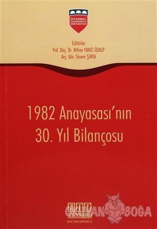 1982 Anayasası'nın 30. Yıl Bilançosu - Kolektif - On İki Levha Yayınla