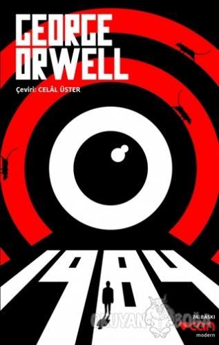 1984 - George Orwell - Can Yayınları