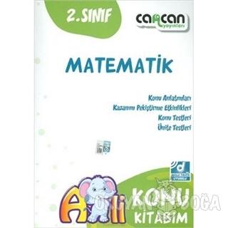 2. Sınıf Matematik Konu Kitabım - Kolektif - Cancan Yayınları
