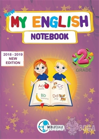 2. Sınıf My English Notebook
