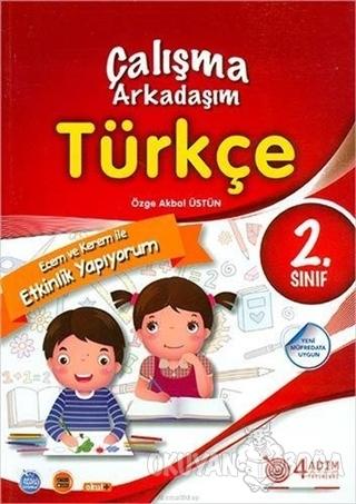 2. Sınıf Türkçe Çalışma Arkadaşım