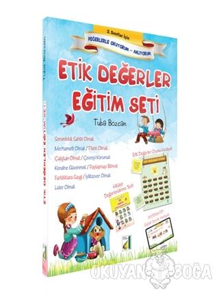2. Sınıflar İçin Etik Değerler Eğitim Seti (10 Kitap Takım) - Tuba Boz