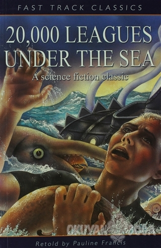 20.000 Leagues Under the Sea - Jules Verne - Evans Yayınları