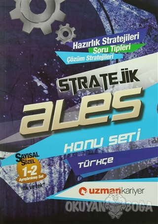 2016 ALES Stratejik Konu Seti (4 Kitap Takım) - Kolektif - Uzman Kariy