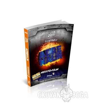 2016 KPSS Genel Kültür Adrenalin Vatandaşlık 25 Çözümlü Deneme - Kolek