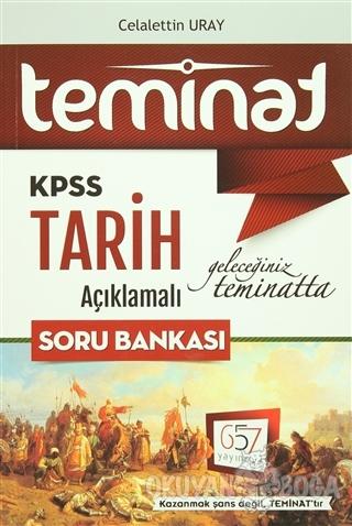 2016 KPSS Teminat Tarih Açıklamalı Soru Bankası - Celalettin Uray - 65