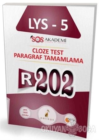 2017 İngilizce LYS-5 R202 Cloze Test Paragraf Tamamlama - Kadem Şengül