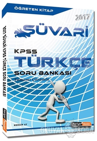 2017 KPSS Türkçe Süvari Tamamı Çözümlü Soru Bankası