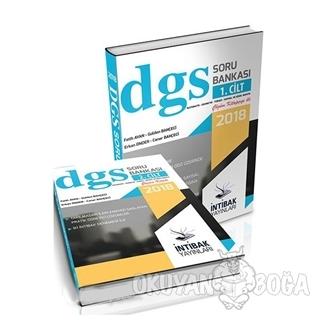 2018 DGS Çözümlü Soru Bankası (2 Cilt Takım) (Ciltli)