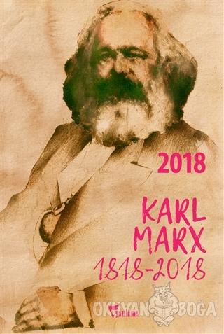 2018 Karl Marx Ajandası - Levent Karaoğlu - Yazılama Yayınevi