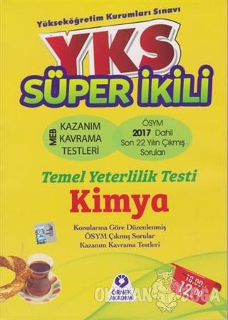 2018 YKS TYT Süper İkili Kimya Soru Bankası - Kolektif - Örnek Akademi
