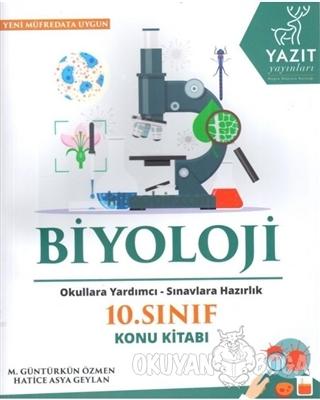 2019 10. Sınıf Biyoloji Konu Kitabı