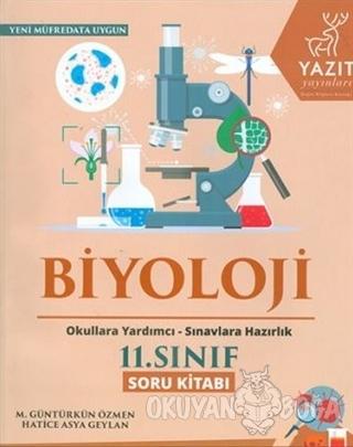 2019 11. Sınıf Biyoloji Soru Kitabı