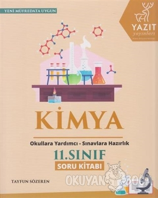 2019 11.Sınıf Kimya Soru Kitabı