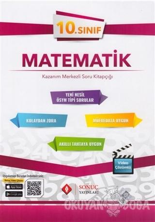 2019 - 2020 10. Sınıf Matematik Kazanım Merkezli Soru Kitapçığı