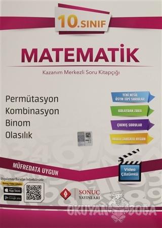 2019 - 2020 10. Sınıf Matematik Permütasyon Kombinasyon Binom Olasılık