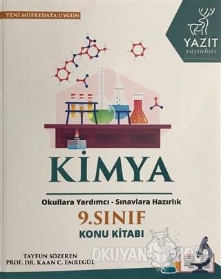 2019 9. Sınıf Kimya Konu Kitabı