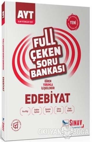 2019 AYT Edebiyat Full Çeken Soru Bankası