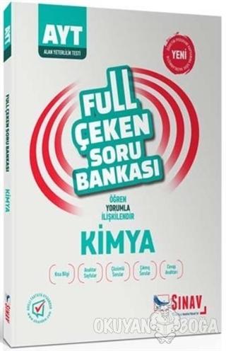 2019 AYT Kimya Full Çeken Soru Bankası