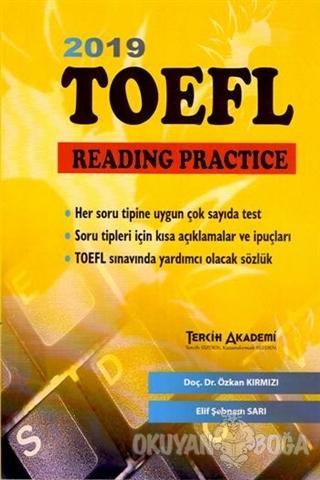 2019 TOEFL Reading Practice