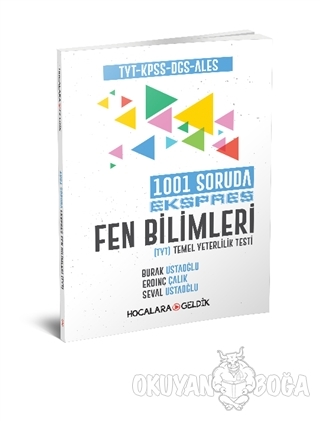 2019 TYT KPSS DGS ALES 1001 Soruda Ekspres Fen Bilimleri
