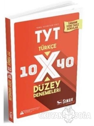 2019 TYT Türkçe 10x40 Düzey Denemeleri