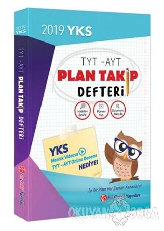2019 YKS  TYT ve AYT için Plan Takip Defteri