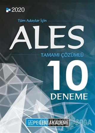 2020 ALES Tamamı Çözümlü 10 Deneme